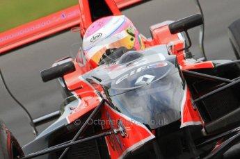 © Octane Photographic Ltd. 2011. Formula Renault 2.0 UK – Snetterton 300, Alice Powell - Manor Competition. Saturday 6th August 2011. Digital Ref : 0122CB7D8926