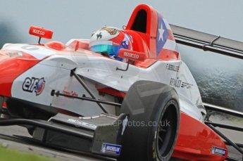 © Octane Photographic Ltd. 2011. Formula Renault 2.0 UK – Snetterton 300, Felix Serralles - Fortec Competition. Saturday 6th August 2011. Digital Ref : 0122CB7D8958
