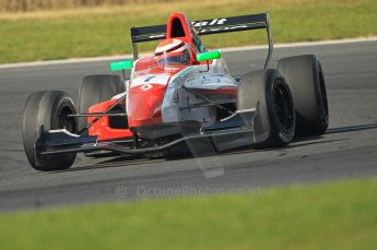 © Octane Photographic Ltd. 2011. Formula Renault 2.0 UK – Snetterton 300, Pedro Pablo Calbimonte - Fortec Motorsports. Sunday 7th August 2011. Digital Ref : 0123CB1D3698