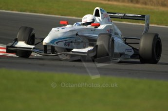 © Octane Photographic Ltd. 2011. Formula Renault 2.0 UK – Snetterton 300, Oscar King - Atech Reid GP. Sunday 7th August 2011. Digital Ref : 0123CB1D3751