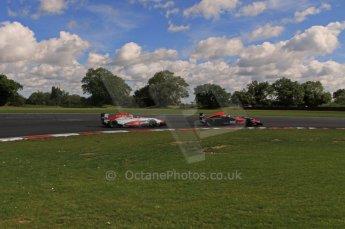 © Octane Photographic Ltd. 2011. Formula Renault 2.0 UK – Snetterton 300, Felix Serrales - Fortec Competition, being chased by championship leader Alex Lynn - Fortec Motorsports. Sunday 7th August 2011. Digital Ref : 0123LW7D0075