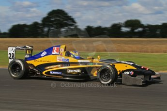 © Octane Photographic Ltd. 2011. Formula Renault 2.0 UK – Snetterton 300, Tio Ellinas - Atech Reid GP. Sunday 7th August 2011. Digital Ref : 0123LW7D0487