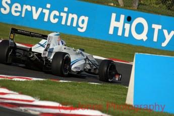 Geoff Uhrhane, Brands Hatch, Formula Renault 01/10/2011