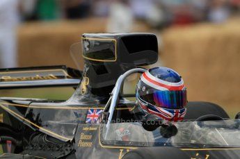 © Octane Photographic 2011. Goodwood Festival of Speed, Friday 1st July 2011. Digital Ref : 0097CB7D6827