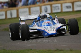 © Octane Photographic 2011. Goodwood Festival of Speed, Friday 1st July 2011. Digital Ref : 0097CB7D6864