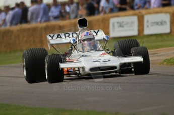 © Octane Photographic 2011. Goodwood Festival of Speed, Friday 1st July 2011. McLaren M19A. Digital Ref : 0097CB7D7005