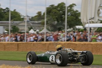 © Octane Photographic 2011. Goodwood Festival of Speed, Friday 1st July 2011. Digital Ref : 0097LW7D8383