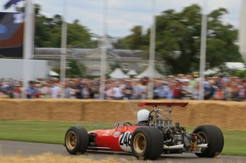 © Octane Photographic 2011. Goodwood Festival of Speed, Friday 1st July 2011. Digital Ref : 0097LW7D8386
