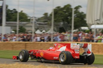 © Octane Photographic 2011. Goodwood Festival of Speed, Friday 1st July 2011. Digital Ref : 0097LW7D8474