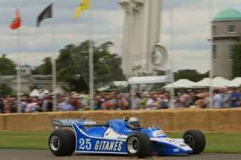 © Octane Photographic 2011. Goodwood Festival of Speed, Friday 1st July 2011. Digital Ref : 0097LW7D8615