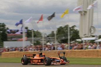 © Octane Photographic 2011. Goodwood Festival of Speed, Friday 1st July 2011. Digital Ref : 0097LW7D8683