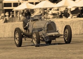 © Octane Photographic 2011. Goodwood Festival of Speed, Friday 1st July 2011. Digital Ref : 0101CB15585-sepia