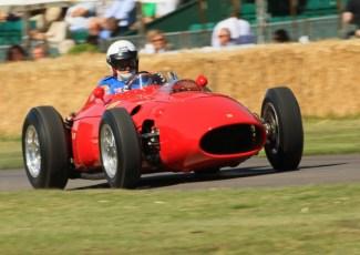 © Octane Photographic 2011. Goodwood Festival of Speed, Ferrari 500 F2, Friday 1st July 2011. Digital Ref :