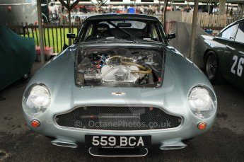 © Octane Photographic 2011 – Goodwood Revival 17th September 2011. Aston Martin. Digital Ref : 0179CB1D4338