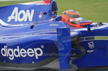 © Octane Photographic 2011. GP2 Official pre-season testing, Silverstone, Tuesday 5th April 2011. Carlin - Max Chilton. Digital Ref : 0039CB1D6175