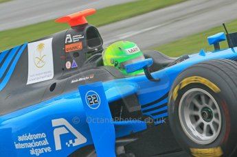 © Octane Photographic 2011. GP2 Official pre-season testing, Silverstone, Tuesday 5th April 2011. Ocean Racing - Kevin Mirocha. Digital Ref : 0039CB1D6455