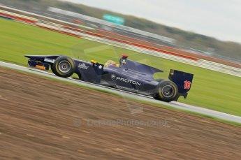 © Octane Photographic 2011. GP2 Official pre-season testing, Silverstone, Tuesday 5th April 2011. Super Nova - Fairuz Fauzi. Digital Ref : 0039CB1D6724