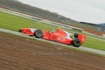 © Octane Photographic 2011. GP2 Official pre-season testing, Silverstone, Tuesday 5th April 2011. Digital Ref : 0039CB1D6757