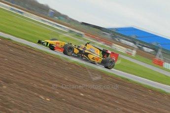 © Octane Photographic 2011. GP2 Official pre-season testing, Silverstone, Tuesday 5th April 2011. DAMS - Pal Varhaug. Digital Ref : 0039CB1D6814
