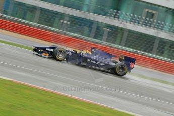© Octane Photographic 2011. GP2 Official pre-season testing, Silverstone, Tuesday 5th April 2011. Super Nova - Fairuz Fauzi. Digital Ref : 0039CB1D6935