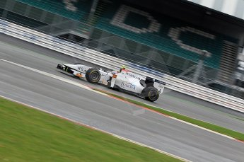 © Octane Photographic 2011. GP2 Official pre-season testing, Silverstone, Tuesday 5th April 2011. Addax - Giedo van der GardeDigital Ref : 0039CB1D7078