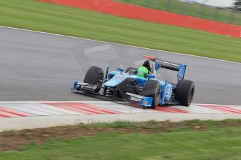 © Octane Photographic 2011. GP2 Official pre-season testing, Silverstone, Tuesday 5th April 2011. Ocean Racing - Kevin Mirocha. Digital Ref : 0039CB1D7361
