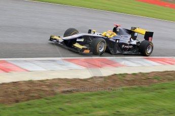 © Octane Photographic 2011. GP2 Official pre-season testing, Silverstone, Tuesday 5th April 2011. Super Nova - Fairuz Fauzi. Digital Ref : 0039CB1D7511