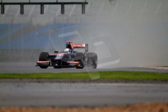 © Octane Photographic 2011. GP2 Official pre-season testing, Silverstone, Tuesday 5th April 2011. iSport - Sam Bird. Digital Ref : 0039CB7D0071