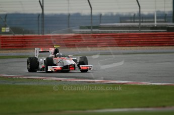 © Octane Photographic 2011. GP2 Official pre-season testing, Silverstone, Tuesday 5th April 2011. Rapax - Julien Leal. Digital Ref : 0039CB7D0725