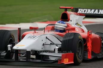© Octane Photographic 2011. GP2 Official pre-season testing, Silverstone, Tuesday 5th April 2011. Scuderia Coloni - Michael Herck. Digital Ref : 0039CB7D1150