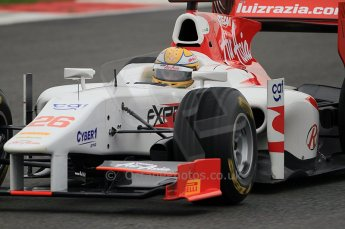 © Octane Photographic 2011. GP2 Official pre-season testing, Silverstone, Tuesday 5th April 2011. Team Air Asia - Luiz Razia. Digital Ref : 0039CB7D1177