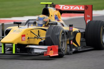 © Octane Photographic 2011. GP2 Official pre-season testing, Silverstone, Tuesday 5th April 2011. DAMS - Pal Varhaug. Digital Ref : 0039CB7D1184
