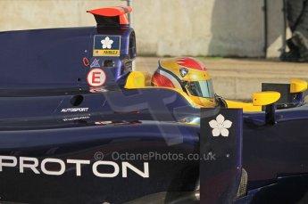 © Octane Photographic 2011.  GP2 Official pre-season testing, Silverstone, Wednesday 6th April 2011. Super Nova - Fairuz Fauzi. Digital Ref : 0040CB1D7749