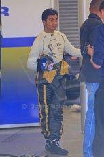 © Octane Photographic 2011. GP2 Official pre-season testing, Silverstone, Wednesday 6th April 2011. Super Nova - Fairuz Fauzi. Digital Ref : 0040CB1D8089
