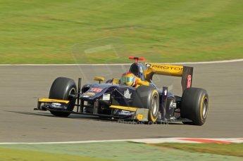 © Octane Photographic 2011. GP2 Official pre-season testing, Silverstone, Wednesday 6th April 2011. Super Nova - Fairuz Fauzi. Digital Ref : 0040CB7D1617