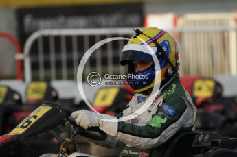 © Octane Photographic Ltd. 2011. Milton Keynes Daytona Karting, Forget-Me-Not Hospice charity racing. Sunday October 30th 2011. Digital Ref : 0194lw7d0040