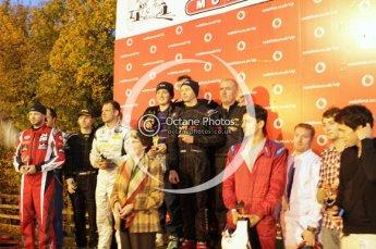 © Octane Photographic Ltd. 2011. Milton Keynes Daytona Karting, Forget-Me-Not Hospice charity racing. Sunday October 30th 2011. Digital Ref : 0194lw7d1736
