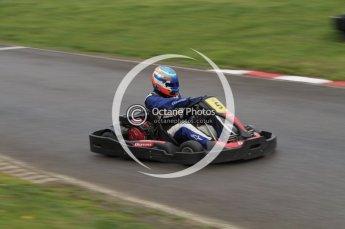 © Octane Photographic Ltd. 2011. Milton Keynes Daytona Karting, Forget-Me-Not Hospice charity racing. Sunday October 30th 2011. Digital Ref : 0194lw7d8645