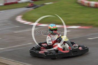 © Octane Photographic Ltd. 2011. Milton Keynes Daytona Karting, Forget-Me-Not Hospice charity racing. Sunday October 30th 2011. Digital Ref : 0194lw7d8764
