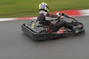 © Octane Photographic Ltd. 2011. Milton Keynes Daytona Karting, Forget-Me-Not Hospice charity racing. Sunday October 30th 2011. Digital Ref : 0194lw7d9769