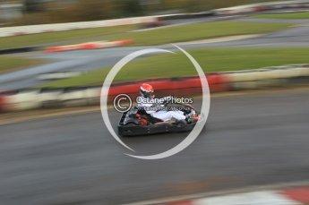 © Octane Photographic Ltd. 2011. Milton Keynes Daytona Karting, Forget-Me-Not Hospice charity racing. Sunday October 30th 2011. Digital Ref : 0194cb1d7898