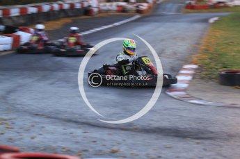 © Octane Photographic Ltd. 2011. Milton Keynes Daytona Karting, Forget-Me-Not Hospice charity racing. Sunday October 30th 2011. Digital Ref : 0194cb7d0083
