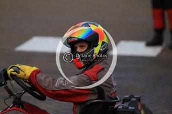 © Octane Photographic Ltd. 2011. Milton Keynes Daytona Karting, Forget-Me-Not Hospice charity racing. Sunday October 30th 2011. Digital Ref : 0194cb7d8255