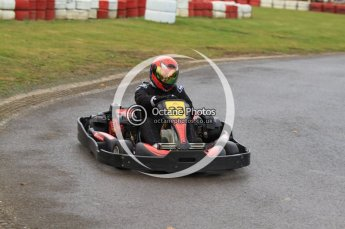 © Octane Photographic Ltd. 2011. Milton Keynes Daytona Karting, Forget-Me-Not Hospice charity racing. Sunday October 30th 2011. Digital Ref : 0194cb7d8362