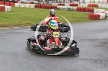 © Octane Photographic Ltd. 2011. Milton Keynes Daytona Karting, Forget-Me-Not Hospice charity racing. Sunday October 30th 2011. Digital Ref : 0194cb7d8372