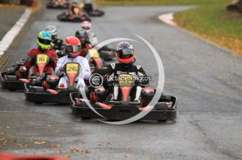 © Octane Photographic Ltd. 2011. Milton Keynes Daytona Karting, Forget-Me-Not Hospice charity racing. Sunday October 30th 2011. Digital Ref : 0194cb7d8579