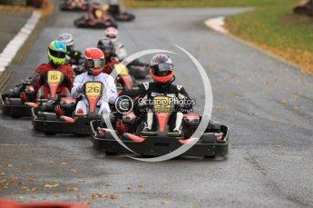 © Octane Photographic Ltd. 2011. Milton Keynes Daytona Karting, Forget-Me-Not Hospice charity racing. Sunday October 30th 2011. Digital Ref : 0194cb7d8579