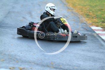 © Octane Photographic Ltd. 2011. Milton Keynes Daytona Karting, Forget-Me-Not Hospice charity racing. Sunday October 30th 2011. Digital Ref : 0194cb7d9679