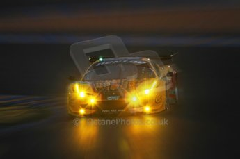 © Octane Photographic 2011. Le Mans night qualifying 9th June 2011. La Sarthe, France. Digital Ref : 0077CB7D0426