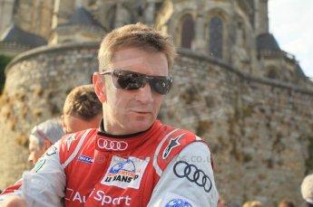 © Octane Photographic 2011. Le Mans Drivers' parade, 10th June 2011. Digital Ref : 0078CB1D1446